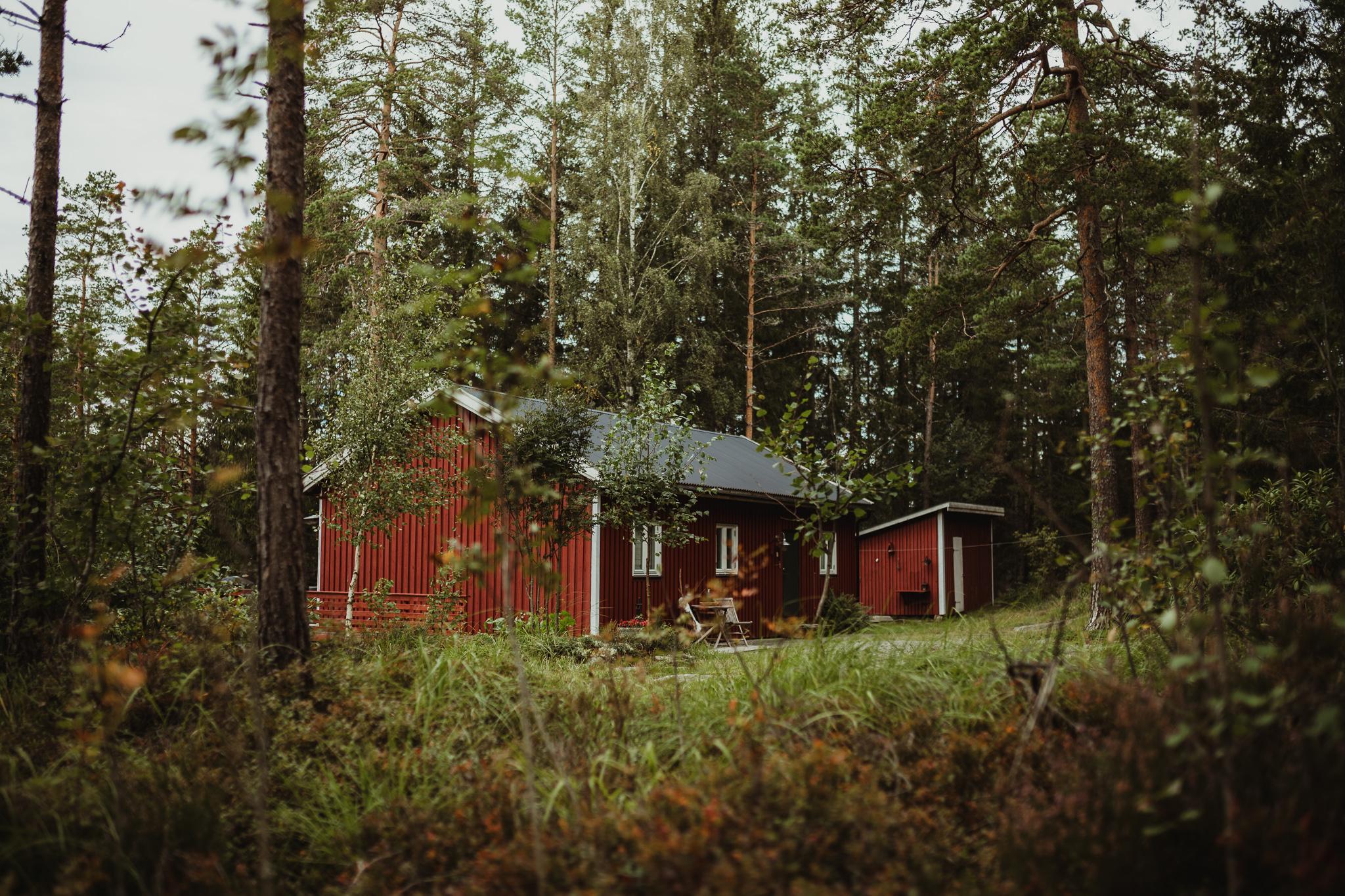 Nordmyrene Cabin